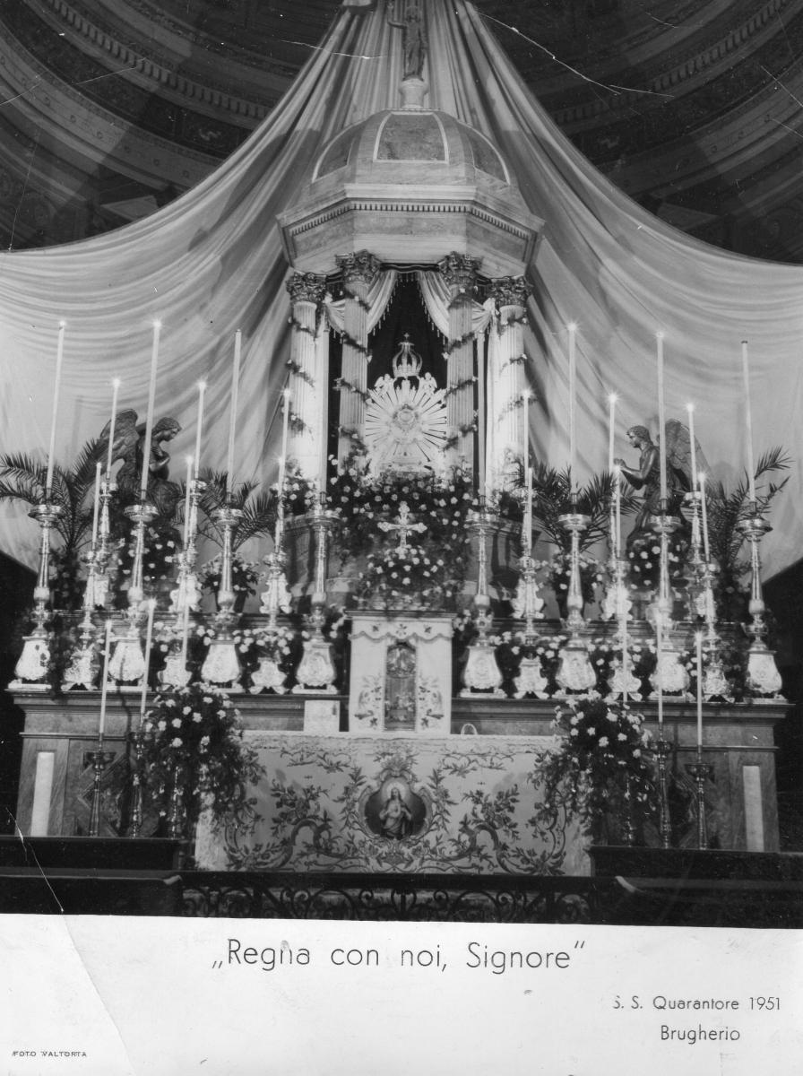 altare chiesa parrocchiale